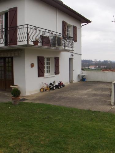 Appartement dans maison du proprietaire