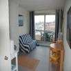 Studio meublé 2-3 personnes résidence Victoria-Surf à Biarritz